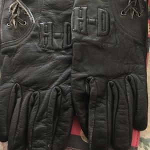 Women's Harley Davidson Gloves